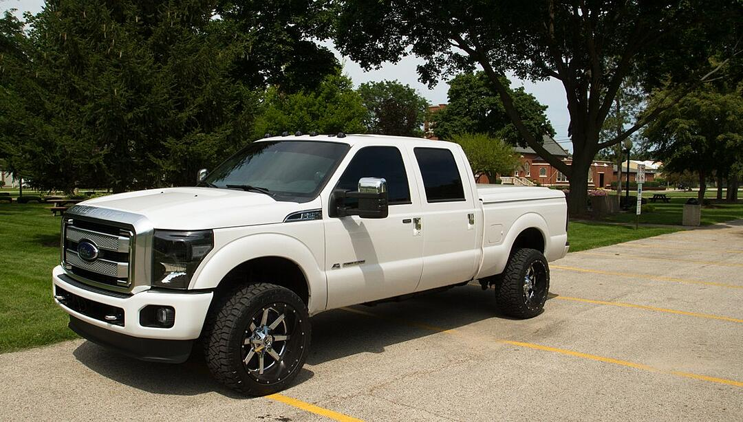 How the Ford 6 7L Powerstroke DPF & Exhaust System Works