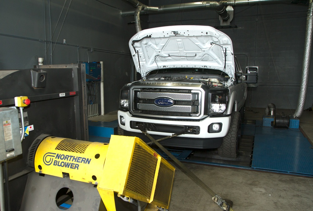 ford powerstroke dyno