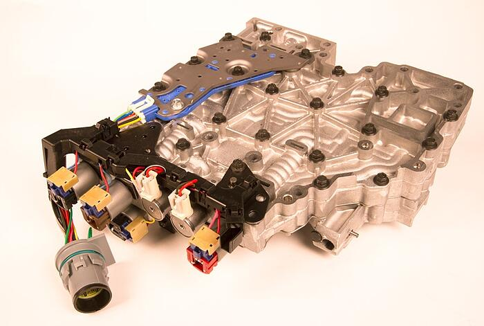 6 Speed Conversion Valve Body